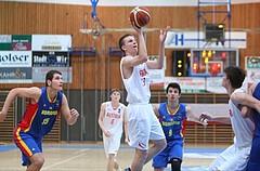 Basketball FIBA U18 European Championship Men 2015 DIV B Team Portugal vs. Team Austria