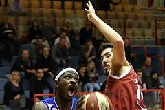 Basketball ABL 2016/17, Grunddurchgang 14.Runde Traiskirchen Lions vs. Oberwart Gunners