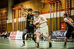 Basketball, Basketball Zweite Liga, Grunddurchgang 15.Runde, BBC Nord Dragonz, Güssing Jennersdorf Blackbirds, Ognjen Drljaca (4)