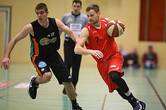 Basketball 2.Bundesliga 2017/18, Grunddurchgang 17.Runde Mistelbach Mustangs vs. Basket Flames