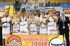 Basketball ABL 2018/19, Supercup 2018 Kapfeneberg Bulls vs. Gmunden Swans