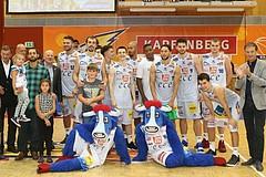 Basketball ABL 2017/18, Supercup Kapfenebrg Bulls vs. Oberwart Gunners
