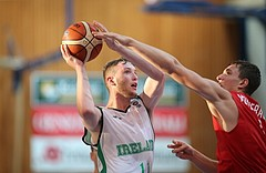Basketball FIBA U20 European Championship Men 2015 DIV B Team Austria vs. Team Ireland