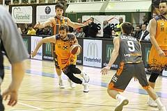 Basketball ABL 2017/18 Grunddurchgang 4.Runde  Fürstenfeld Panthers vs Dukes Klosterneuburg