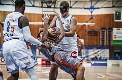 Basketball, ABL 2018/19, Grunddurchgang 5.Runde, Oberwart Gunners, Fürstenfeld Panthers, Renato Poljak (16)