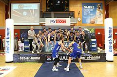 Basketball Superliga 2020/21, Finale Spiel 4 Kapfenberg Bulls vs. Gmunden Swans