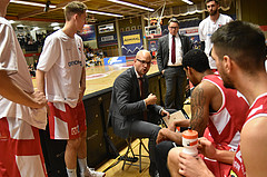 Basketball Superliga 2019/20, Grunddurchgang 14. Runde Flyers Wels vs. BK Klosterneuburg Dukes
