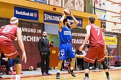 Basketball, ABL 2017/18, Grunddurchgang 14.Runde, Traiskirchen Lions, Oberwart Gunners, Louis Dabney Jr. (5)