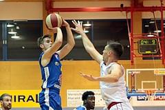 30.10.2018 Basketball Alpe Adria Cup 1. Runde   Traiskirchen Lions vs KK Vrijednosnice Osijek