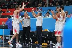 Eurobasket Gold Medal Game Team Spain vs. Team Lituania