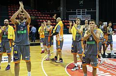 Basketball Superliga 20120/21, Grunddurchgang 3.Runde BC Vienna vs. Klosterneuburg Dukes