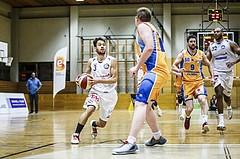 Basketball, 2.Bundesliga, Grunddurchgang 4.Runde, Mattersburg Rocks, BBU Salzburg, Jan NICOLI (3)