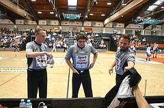 Basketball ABL 2017/18, Grunddurchgang 3.Runde BK Dukes Klosterneuburg vs. Kapfenberg Bulls