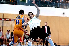 Basketball 2.Bundesliga 2018/19, Grunddurchgang 1.Runde Basketflames vs. Mistelbach Mustangs