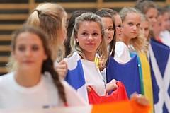 Basketball U18 European Championship Men DIV B Opening Ceremony