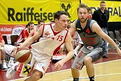 Basketball 2.Bundesliga 2016/17, Playoff Finale Spiel 3 UBC St.Pölten vs. Villach Raiders