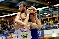 Basketball ABL 2018/19, Grunddurchgang 4.Runde Gmunden Swans vs. UBSC Graz