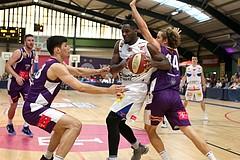 Basketball ABL 2018/19, Grunddurchgang 2.Runde D.C. Timberwolves vs. Kapfenberg Bulls