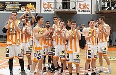 Basketball ABL 2018/19, Grunddurchgang 28.Runde BK Dukes vs. Kapfenberg Bulls