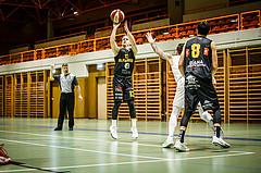 Basketball, Basketball Zweite Liga, Grunddurchgang 15.Runde, BBC Nord Dragonz, Güssing Jennersdorf Blackbirds, Philipp Horvath (13)