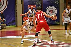 Basketball Superliga 2020/21, Grunddurchgang 1.Runde Flyers Wels vs. Traiskirchen Lions