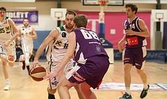 Basketball 2.Bundesliga 2017/18, Grundurchgang 21.Runde D.C. Timberwolves vs. Dornbirn Lions