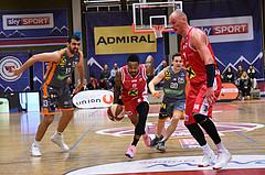 Basketball Superliga 2019/20, Platzierungsrunde 4. Runde Flyers Wels vs. Klosterneuburg Dukes