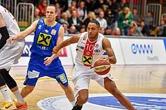 Basketball ABL 2017/18, Grunddurchgang 4.Runde Flyers Wels vs. UBSC Graz