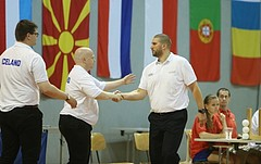 Basketball FIBA U18 European Championship Men 2015 DIV B Team Austria vs. Team Iceland