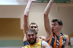 Basketball ABL 2017/18 Grunddurchgang 5.Runde UBSC Graz vs. BK Dukes Klostererneuburg