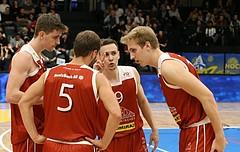 Basketball ABL 2018/19, Grunddurchgang 1.Runde UBSC Graz vs. Traiskirchen Lions