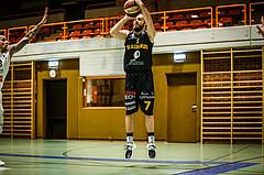 Basketball, Basketball Zweite Liga, Grunddurchgang 15.Runde, BBC Nord Dragonz, Güssing Jennersdorf Blackbirds, Florian Pöcksteiner