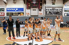 Basketball ABL 2017/18, Grunddurchgang 21.Runde BK Dukes Klosterneuburg vs. Kapfeneberg Bulls