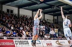 Basketball, ABL 2018/19, Grunddurchgang 5.Runde, Oberwart Gunners, Fürstenfeld Panthers, Filip Mileta (14)