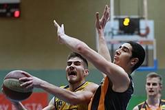 Basketball ABL 2016/17 Cup UBSC Graz vs. Klosterneuburg Dukes