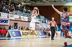 Basketball, ABL 2018/19, Grunddurchgang 5.Runde, Oberwart Gunners, Fürstenfeld Panthers, Georg Wolf (10)