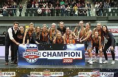Basketball Austria Cup 2019/20, Finale BK Duchess vs. UBI Graz
