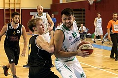 Basketball 2.Bundesliga 2017/18, Grunddurchgang 1.Runde KOS Celovec vs. Wörthersee Piraten
