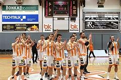 Basketball ABL 2018/19, Grunddurchgang 10.Runde BK Dukes vs. Kapfenberg Bulls