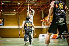 Basketball, Basketball Zweite Liga, Grunddurchgang 15.Runde, BBC Nord Dragonz, Güssing Jennersdorf Blackbirds, Marko Kolaric (16)