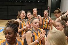 Basketball AWBL 2018/19, Playoff Finale Spiel 1 UBI Graz vs. BK Raiffeisen Duchess