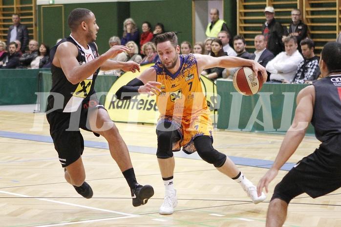 Basketball ABL 2017/18 Grunddurchgang 8.Runde  Fürstenfeld Panthers vs WBC Wels