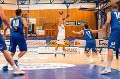 Basketball, ABL 2017/18, Grunddurchgang 2.Runde, Oberwart Gunners, UBSC Graz, Georg Wolf (10)
