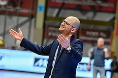 Basketball ABL 2017/18 Grunddurchgang 28. Runde Flyers Wels vs BC Vienna