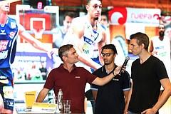 Basketball ABL 2017/18, Pressekonferenz 2017  vs.