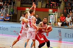 Basketball ABL 2018/19 Grunddurchgang 02. Runde Flyers Wels vs BC Vienna