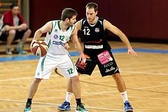 Basketball 2.Bundesliga 2016/17, Grunddurchgang 12.Runde KOS Celovec vs. Mattersburg Rocks