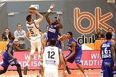 Basketball ABL 2015/16, Grunddurchgang 32.Runde BK Dukes Klosterneuburg vs. Oberwart Gunners