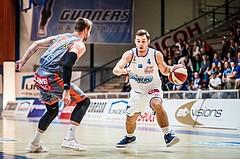 Basketball, ABL 2018/19, Grunddurchgang 5.Runde, Oberwart Gunners, Fürstenfeld Panthers, Jakob Szkutta (4)