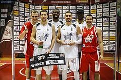 Basketball, ABL 2018/19, All Star Day 2019, Team Austria, Team International, Gunners Players at ASD2019